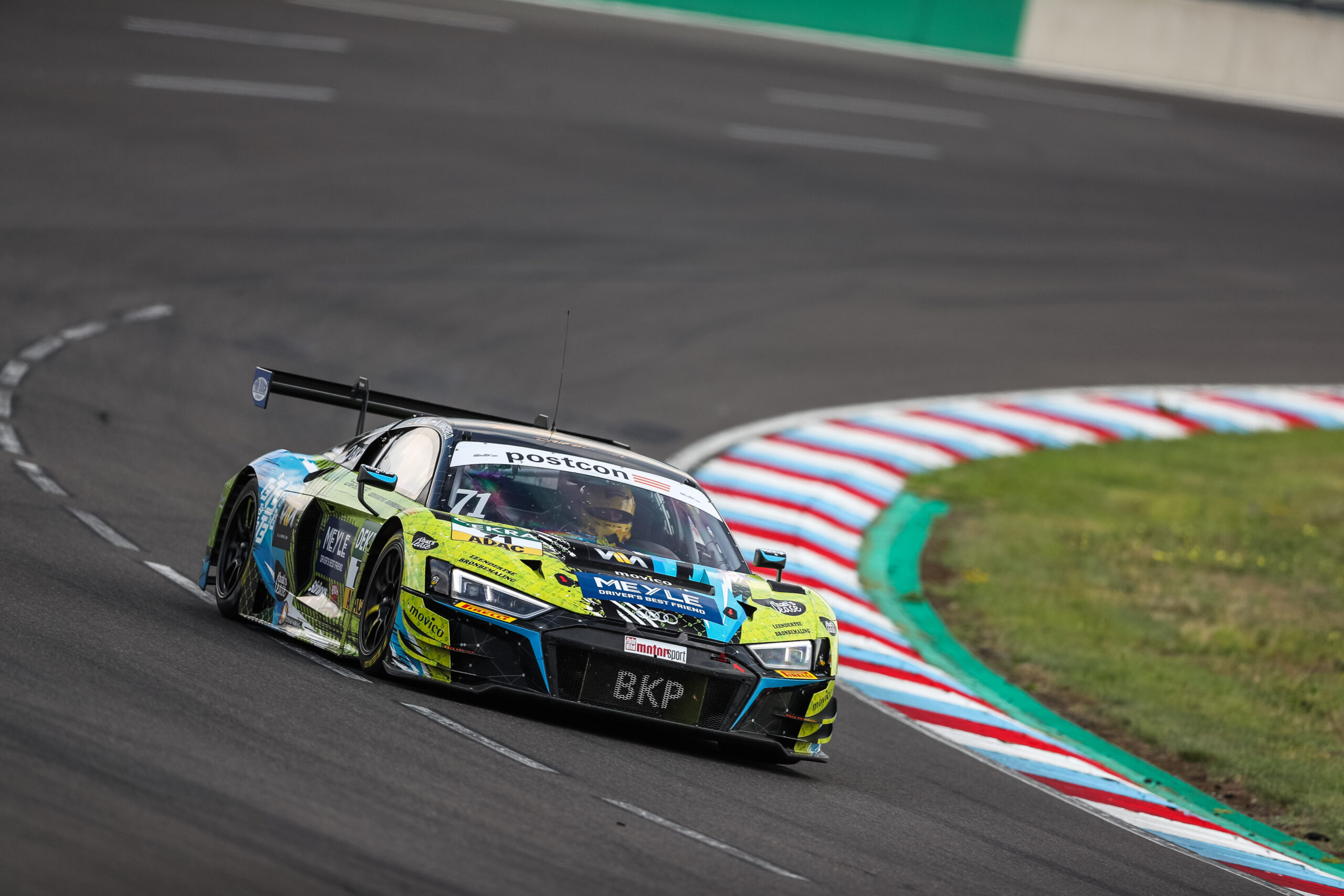 ADAC GT Masters, Testfahrten Lausitzring 2020 - Foto: Gruppe C Photography